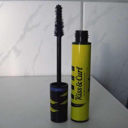 Douglas Make-up Kiss & Curl Volume & Curl Mascara, Farbe: 04 Blue