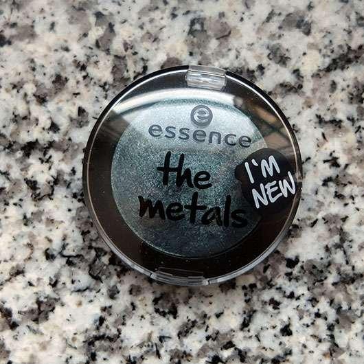 essence the metals eyeshadow, Farbe: 04 deep sea shimmer