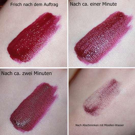 Farbe Nach Streichen Fleckig: Make Up Factory Mat Lip Fluid
