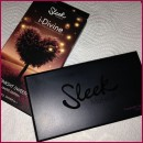 Sleek MakeUP I Divine Goodnight Sweetheart Lidschatten Palette