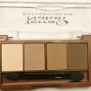 Terra Naturi Quattro Eyeshadow, Farbe: 05 Chocolate Variety