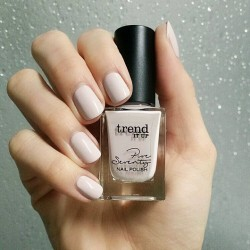Produktbild zu trend IT UP Pure Serenity Nail Polish – Farbe: 020 (LE)