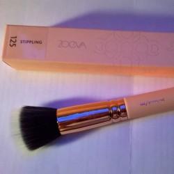 Produktbild zu ZOEVA 125 Stippling Brush Rose Golden Vol. 2