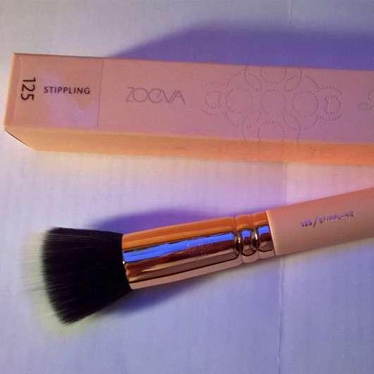 ZOEVA 125 Stippling Brush Rose Golden Vol. 2