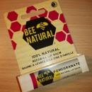 Bee Natural Pomegranate 100% Natural Lip Balm