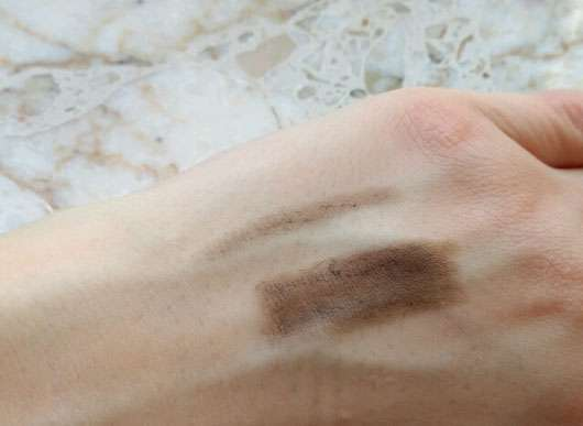 Catrice Brow Pomade Stick, Farbe: C01 Elegant Puris (LE) Swatch