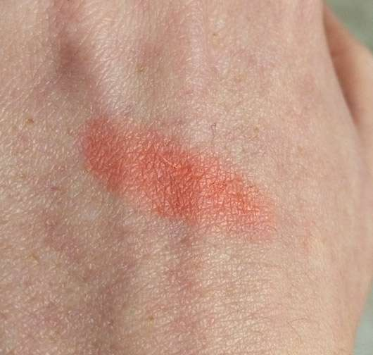 Catrice Powder Blush, Farbe: C01 Pure Hibiscocoon (LE) - Swatch