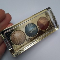 Produktbild zu Catrice Pure Metal Palette – Farbe: C01 Metal, Myself and I (LE)