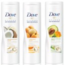 Neue Dove Body Lotions