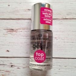 Produktbild zu essence the gel nail polish top coat