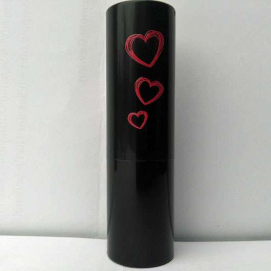 essence we are… flawless contouring lipstick, Farbe: 02 P.S. we <3 red (LE) - Hülse