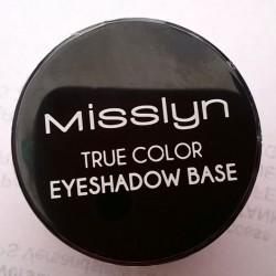 Produktbild zu Misslyn True Color Eyeshadow Base (LE)