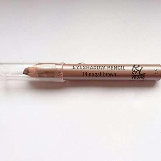 Rival de Loop Young Eyeshadow Pencil, Farbe: 14 Nugat Brown
