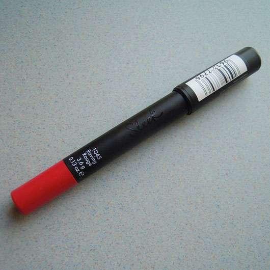 Sleek MakeUP Power Plump Lipstick, Farbe: Raving Rouge