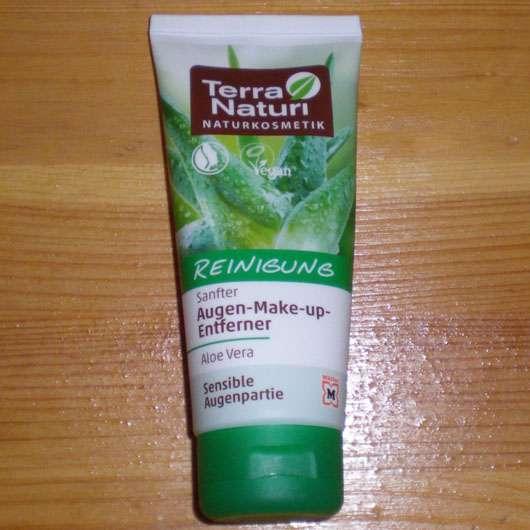 Terra Naturi Sanfter Augen-Make-up Entferner