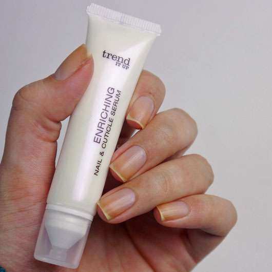 trend IT UP Enriching Nail & Cuticle Serum