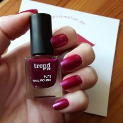 Produktbild zu trend IT UP N°1 Nail Polish – Farbe: 250