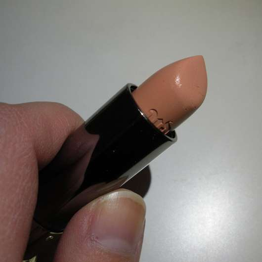 Mine des Urban Decay VICE Lipstick, Farbe: Barfly (Cream Finish)
