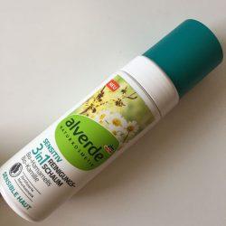 Produktbild zu alverde Sensitiv 3in1 Reinigungsschaum
