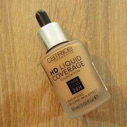 Produktbild zu Catrice HD Liquid Coverage Foundation – Farbe: 020 Rose Beige