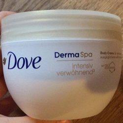 Produktbild zu Dove DermaSpa Intensiv Verwöhnend³ Body Creme