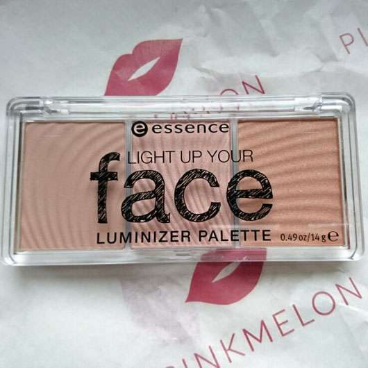 essence light up your face luminizer palette, Farbe: 10 ready, set, glow!