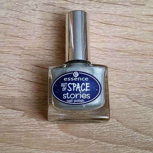 essence out of space stories nail polish – Farbe: 06 we will spock you!