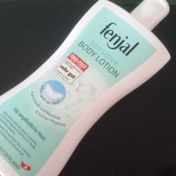 Produktbild zu fenjal Sensitive Body Lotion