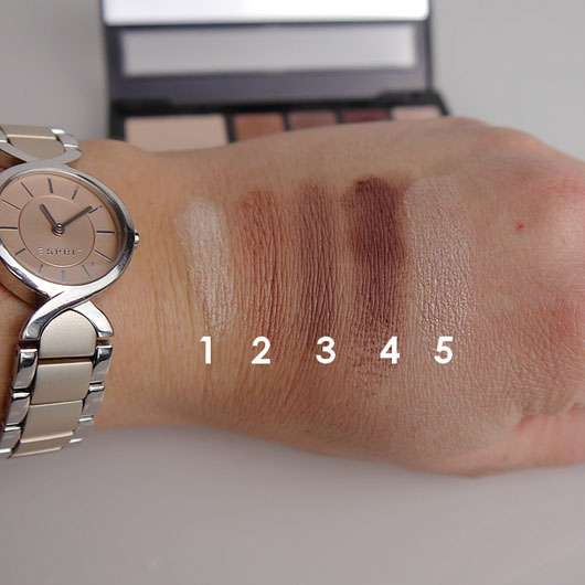 IsaDora Eye Sculptor Bar Highlight & Contour, Farbe: 20 Nude Sculpt (LE) Swatches