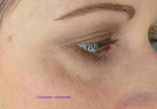 Test Concealer Abdeckstift Just Cosmetics Expert 16h Puffy