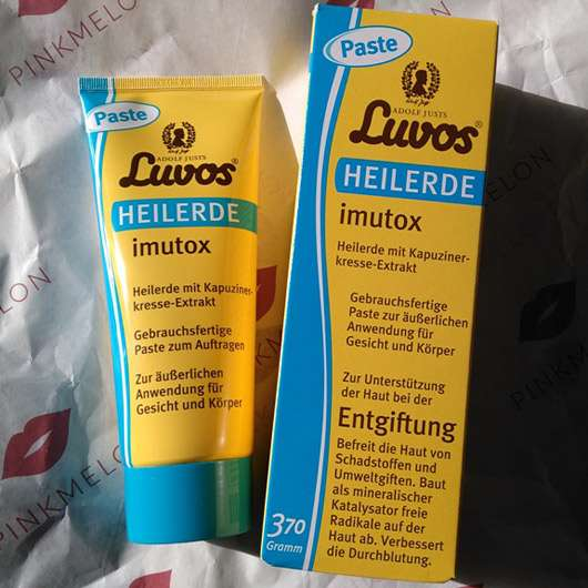 <strong>Luvos</strong> Heilerde imutox Paste
