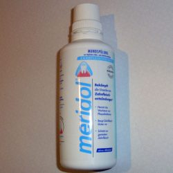 Produktbild zu Meridol Mundspülung