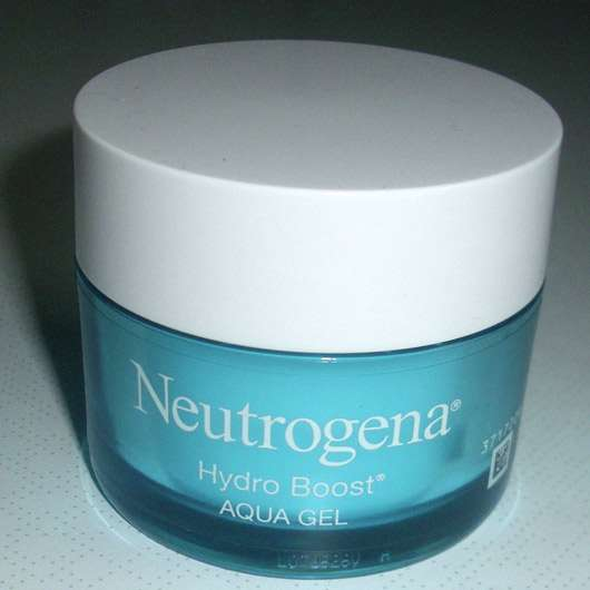 Neutrogena Hydro Boost Aqua Gel - Tiegel