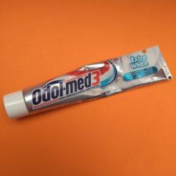 Produktbild zu Odol-med 3 Extra White Zahncreme