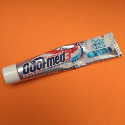 Odol-med 3 Extra White Zahncreme