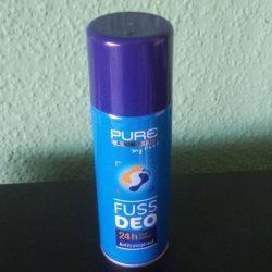 Produktbild zu Pure & Basic Fußdeo