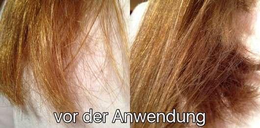 Test Haaröl Schwarzkopf Gliss Kur Tägliches öl Elixier