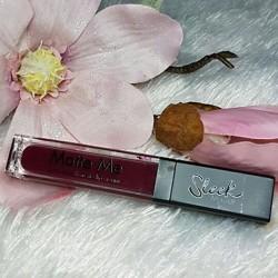 Produktbild zu Sleek MakeUP Ultra Smooth Matte Lip Cream – Farbe: 1041Vino Tinto