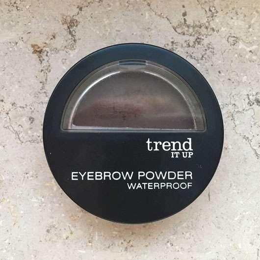trend IT UP Eyebrow Powder Waterproof, Farbe: 030