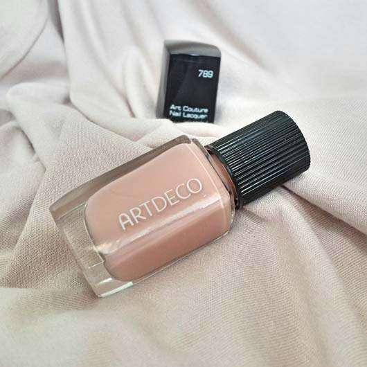Verpackung vom ARTDECO Art Couture Nail Lacquer, Farbe: 789 blossom