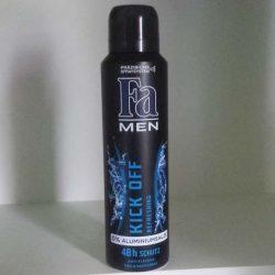 Produktbild zu Fa Men Kick Off Deo und Bodyspray