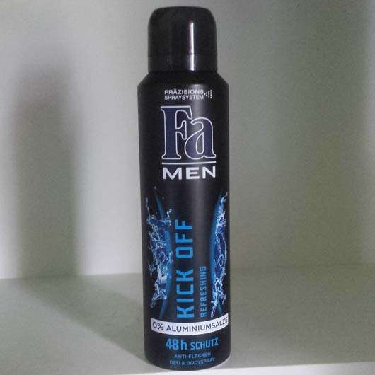 Fa Men Kick Off Deo und Bodyspray
