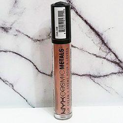 Produktbild zu NYX Cosmic Metals Lip Cream – Farbe: 08 Speed Of Light
