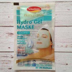 Produktbild zu Schaebens Professional Hydro Gel Maske