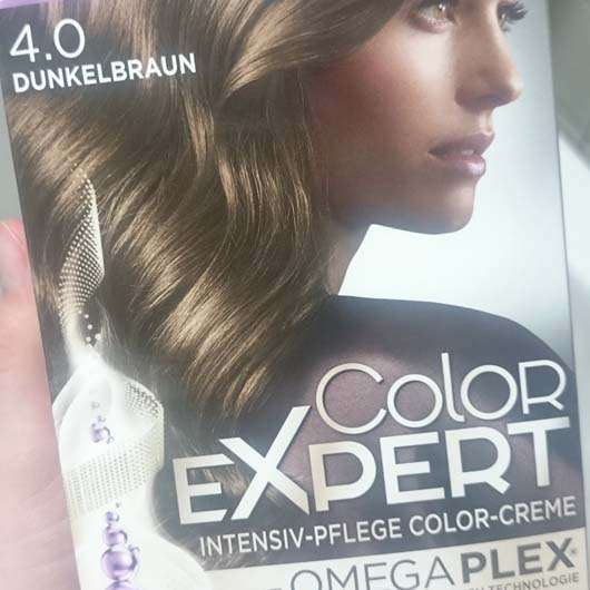 Schwarzkopf Color Expert Intensiv-Pflege Color-Creme, Farbe: 4.0 Dunkelbraun