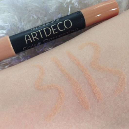 ARTDECO Color Correcting Stick, Farbe: 8 Apricot Swatch