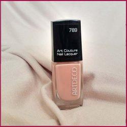 Produktbild zu ARTDECO Art Couture Nail Lacquer – Farbe: 789 blossom