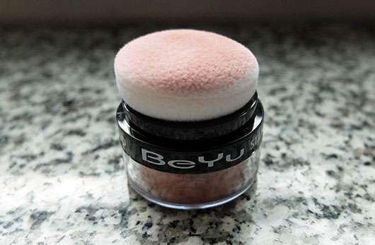 BeYu Stamp & Blend Blush, Farbe: 12 Brilliant Bronze (LE) Quaste