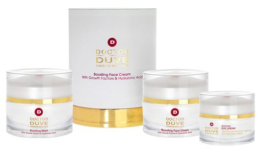 DOCTOR DUVE medical skin care Set