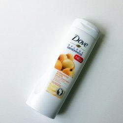 Produktbild zu Dove Pflegegeheimnisse Stärkendes Ritual Body Lotion mit Marula- und Mangoduft